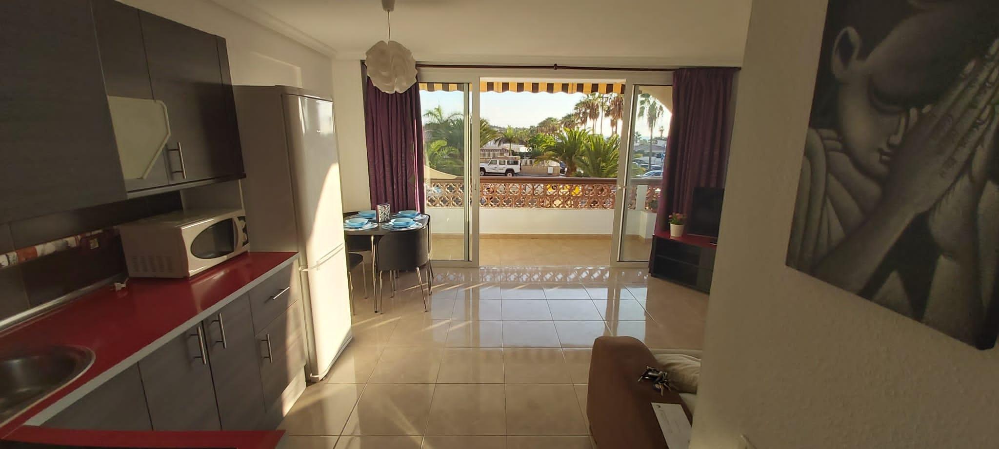 Eladó apartman Palm Mar településben